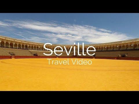 Seville Spain | Travel video | GoPro Hero 5 | 2017