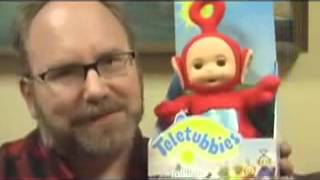 Teletubbies   Fail Toys Teletubbies Po Swearing Doll Funny Video Toy Review Video Mike Mozart Of Jee