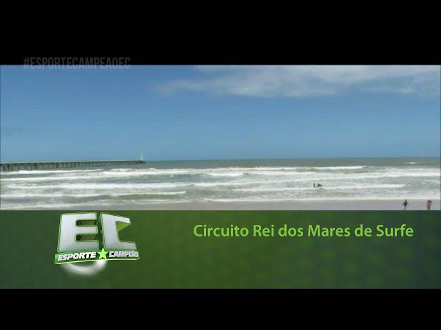 II etapa do Circuito Rei dos Mares de Surfe
