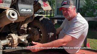 GROUNDHOG MAX - How to attach to Honda/Others 2019