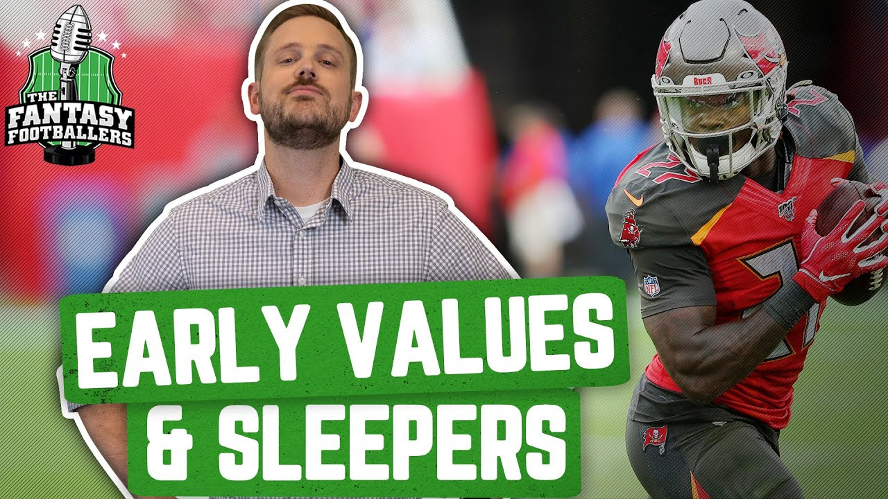 Early Sleepers Values Fantasy Footballers Podcast