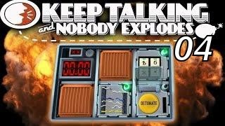 KEEP TALKING and NOBODY EXPLODES! #4 - 8 Module! Ende Sektion 3! [Kosi /Johnson]