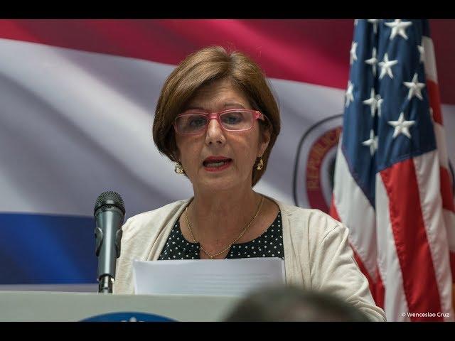 María Teresa Romero - FORO: Quo Vadis Venezuela