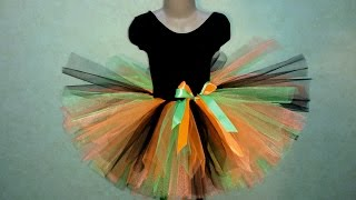 Многоцветные юбки-пачки Туту - обзор / Multi-colored tutu skirt - Overview