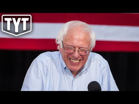 Bernie Sanders Gets HUGE Early Endorsement