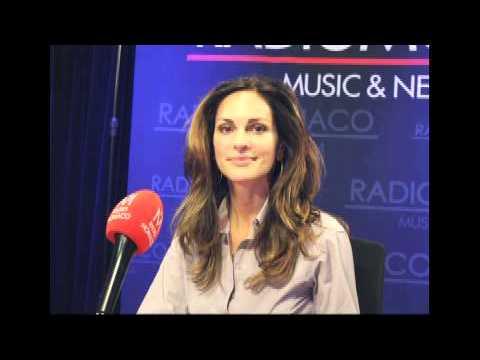 TashaDV ITV at Radio Monaco
