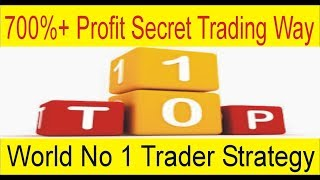World No 1 Profitable Trader TaniStudent Secret Forex Trading Strategy By Tani In Urdu and Hindi