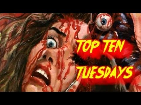 Top Ten Tuesdays: Ep.109 -Little Creature Features