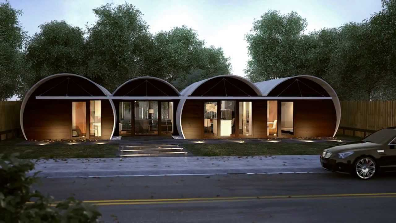 Sistema a240 casas prefabricadas www newlifeconcept - Casas de prefabricadas de hormigon ...