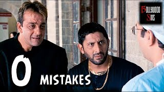 [PWW] Plenty Wrong With MUNNA BHAI MBBS (0 Mistakes) Sanjay Dutt Sanju Full Movie |Bollywood Sins#31