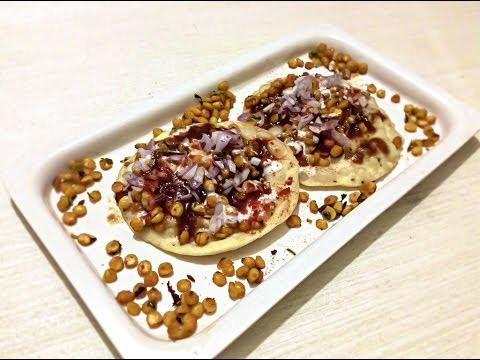 Dal Pakwan   Sindhi Chat Recipe By:- Chef Shaheen