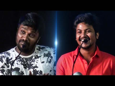 Singapore Deepan has a unique style as Vadivelu, Vivek & Yogi Babu - Azhar