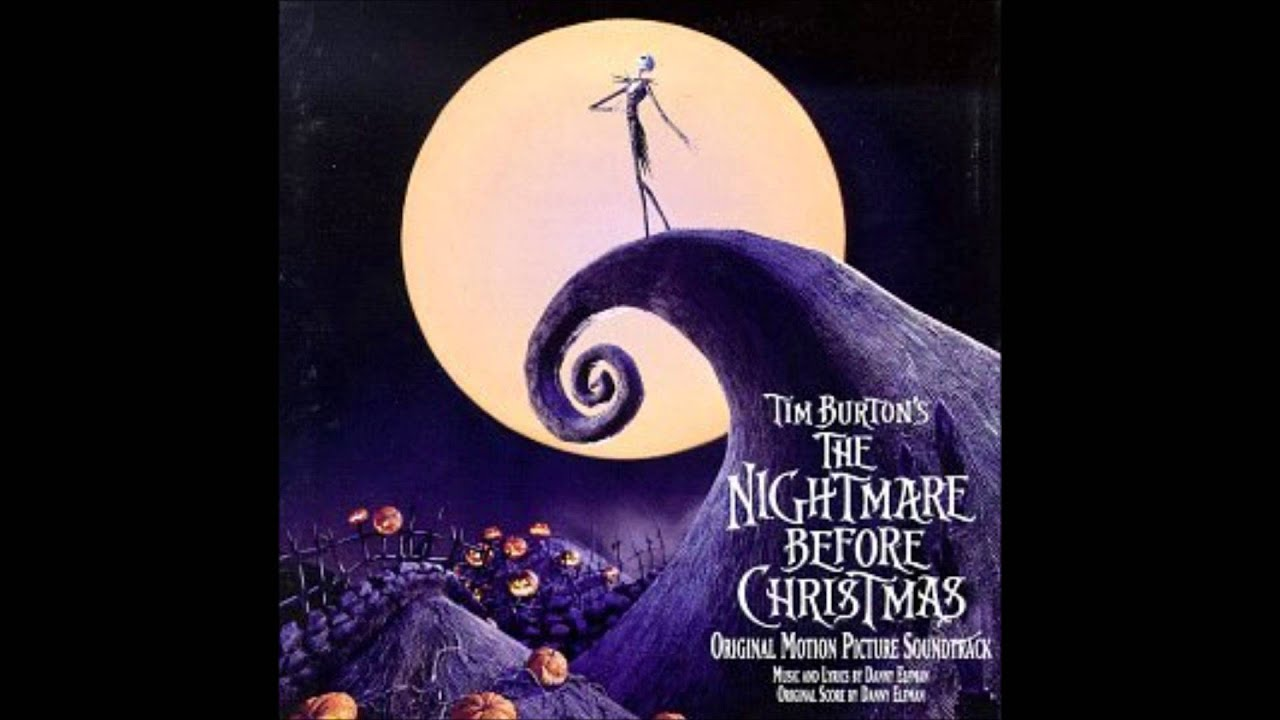 The Nightmare Before Christmas - Christmas Eve Montage - YouTube