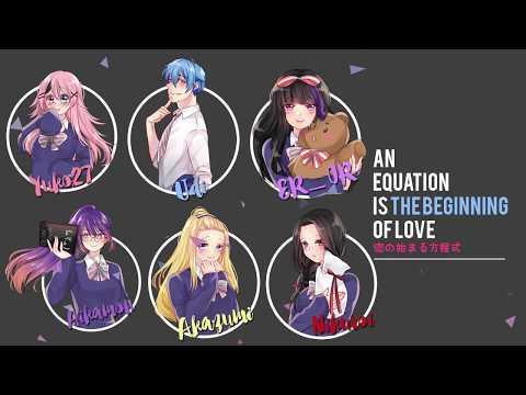 【5人合唱】恋の始まる方程式/After The Rain【DNutz】