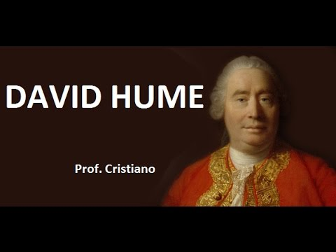 Abitudine E Credenza Per Hume : Pensiero e filosofia david hume