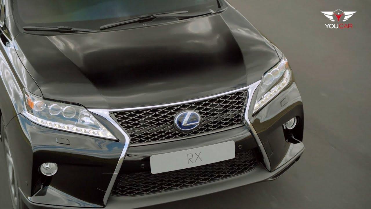 ■2013 Lexus RX 450h F Sport