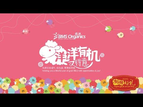 BMS Organics Chinese New Year Hampers 思源•有机新年礼篮