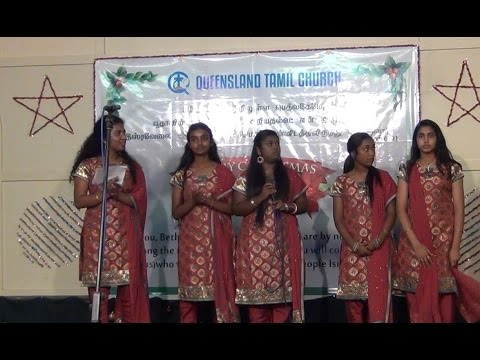QTC Youth Christmas Play 2014 - YouTube