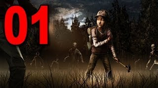 The Walking Dead Season 2 - Part 1 - All That Remains (Let