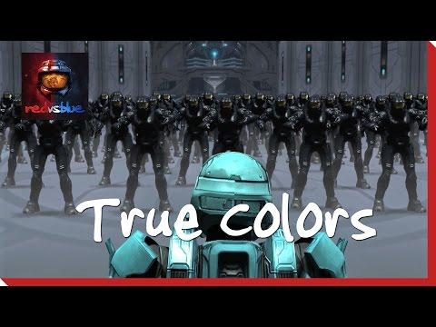 Season 10, Episode 21 - True Colors | Red vs. Blue