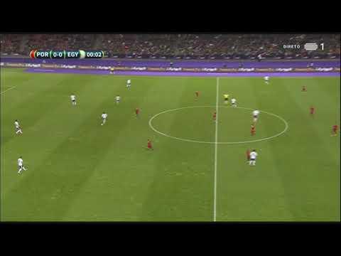 Portogallo - Egitto : 2 - 1 | RONALDO IN 3' RIBALTA IL RISULTATO | 23/03/2018