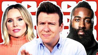 RIDICULOUS! James Harden CNN Controversy, Blippi, Ellen Kristen Bell SLAMMED & Turkey Syria Worsens