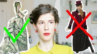 Victorian Fashion Is Not What You Think It Is