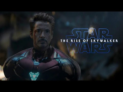 Avengers Endgame Star Wars The Rise Of Skywalker Style Youtube