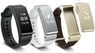 Обзор фитнес-браслета Huawei TalkBand B2
