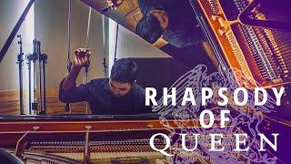 """Rhapsody of Queen""   Piano Cover (Virtuosic Medley) - Eshan Denipitiya"