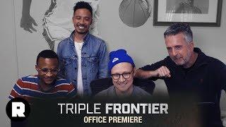 'Triple Frontier' Trailer Breakdown   Office Premieres   The Ringer
