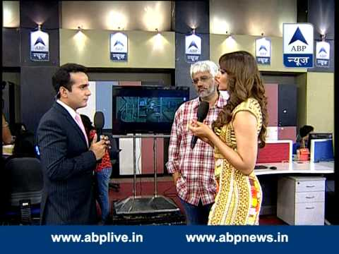 Watch Bipasha Basu, Vikram Bhatt promote 'Creature 3D' in newsroom