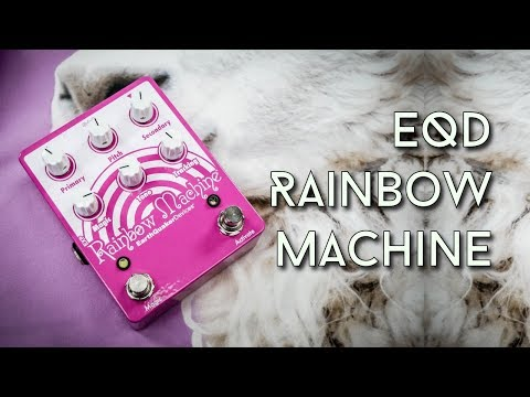 EQD Rainbow Machine Review - What is this thing?
