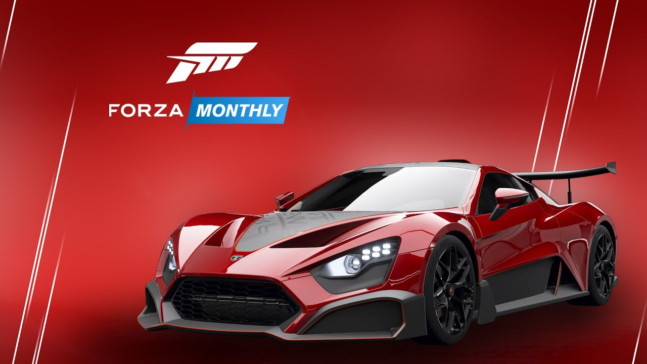 Forza Monthly | June 2020