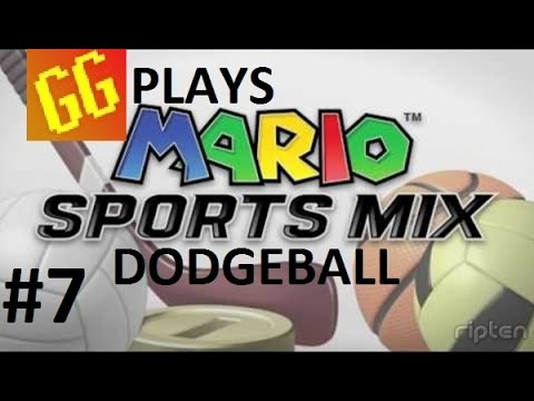 how to play dodgeball video