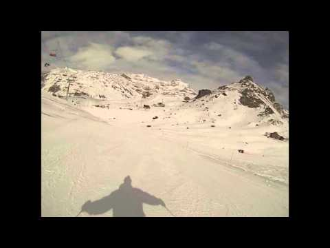 A day in crans montana 2016 freeride