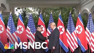 Joe: I Have Concerns, But A Handshake Preferable To War | Morning Joe | MSNBC