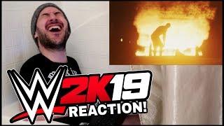 REACTION | WWE 2K19 PHENOMENAL ONE TRAILER
