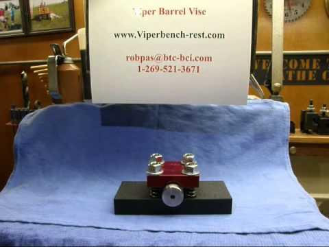 Viper Barrel Vise