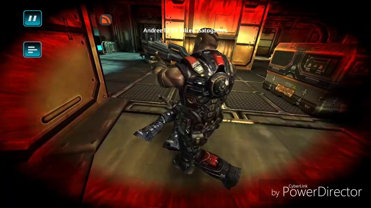 Shadowgun deadzone nie będzie łączył się z serwerem matchmakingu