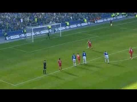 Liverpool Vs Everton Kuyt 1-1
