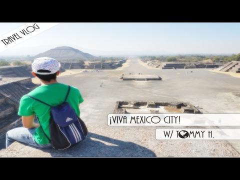 ¡VIVA MEXICO CITY!  | Tacos, Worms and Aztec Pyramids!