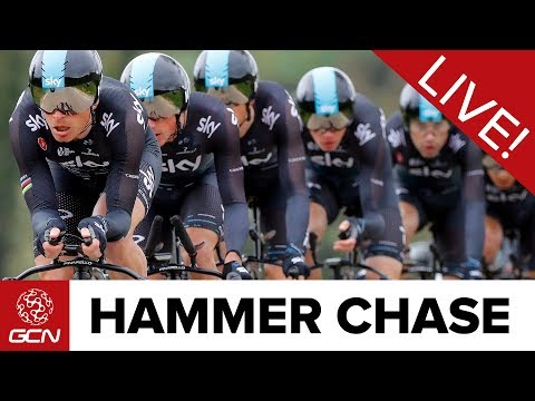 GCN Live Racing: Hammer Chase