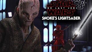 Video Snoke's Black Lightsaber & Onyx Ring - Star Wars The Last Jedi download MP3, 3GP, MP4, WEBM, AVI, FLV Juli 2018