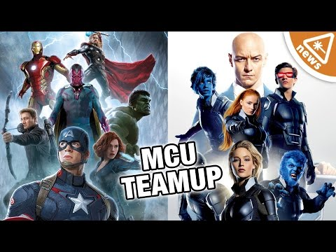 Could an Avengers X-Men Team-Up Actually Happen? (Nerdist News w/ Jessica Chobot)