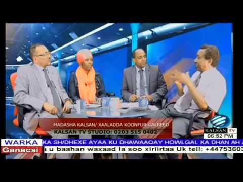MADASHA KALSAN / XAALADDA KOONFUR-GALBEED SOMALIA 19 04 2018