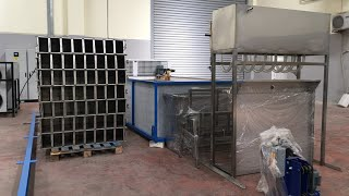 5 Ton Block Ice Machine Introduction, What Equipment Do We Use?