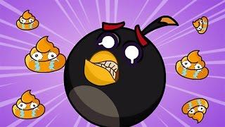 【愤怒的小鸟同人动画】拉肚新疗法