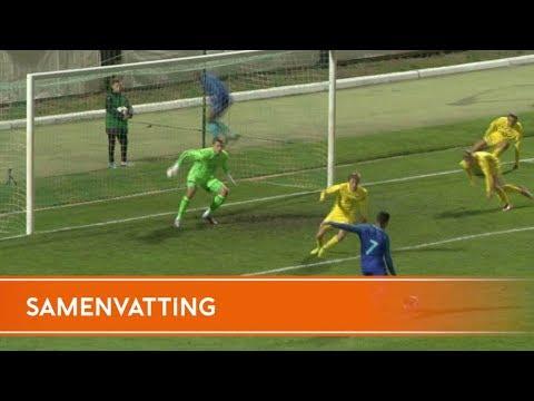 Украина U-21 - Голландия U-21 1:1 видео