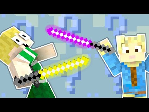 Dansk Minecraft - Lucky Blocks #40: ET LYS SVÆRD!!